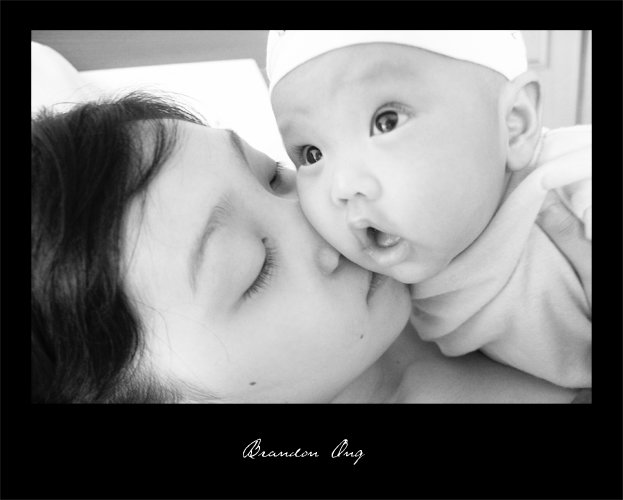 brandon and mommy by tanintan