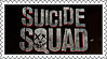 Suicide Squad Stamp by noctecreaturae