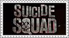 Suicide Squad Stamp by noctecreaturae
