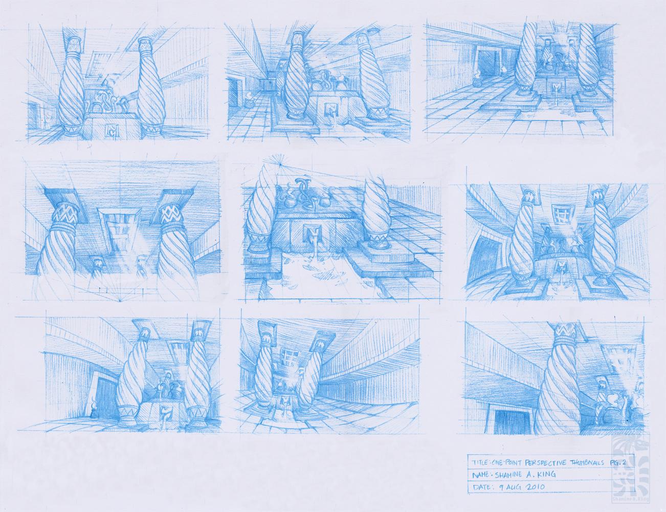 Perspective Thumbnails by Quarter-Virus