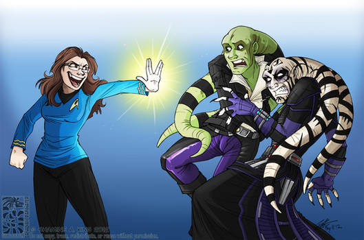 The Power of Spock