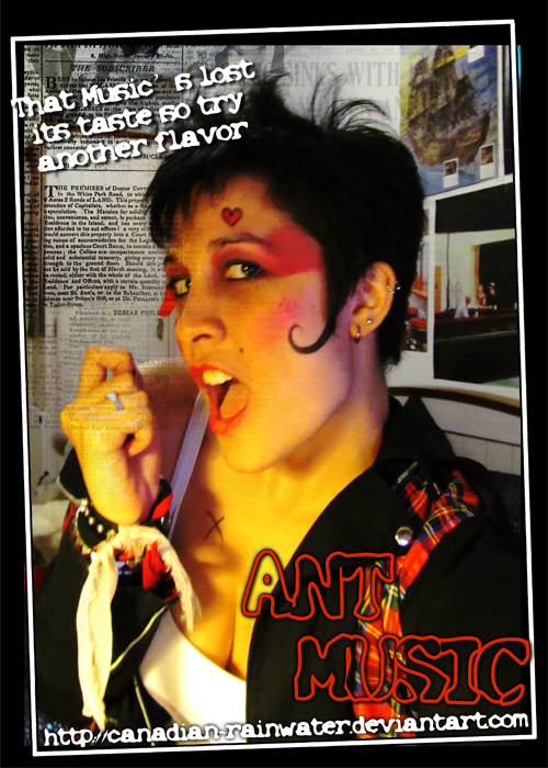Ant Music - DA ID by Quarter-Virus
