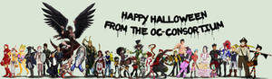Happy Halloween 2013: The-OC-Consortium Collab