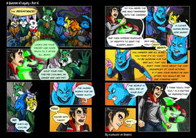 A Question of Loyalty - Part 06 by Quarter-Virus