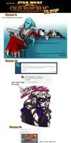 The Saga of Darth Oreo