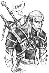 Geralt is Done