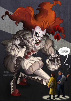 We All Float, Capitaine