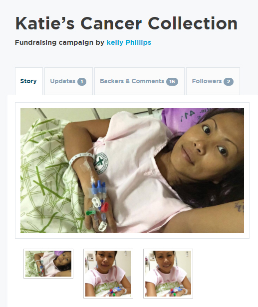 Katie's Cancer Collection by Quarter-Virus