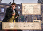 Dating Simulator - James Edition