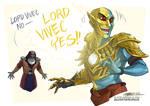 Lord Vivec, No!