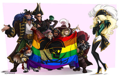 Pride Pirates