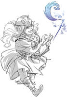 Commission: Dream Magic by Quarter-Virus