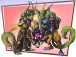 Wildstar Farewell by Quarter-Virus