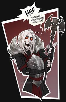 Vampires, Am I Rite?!