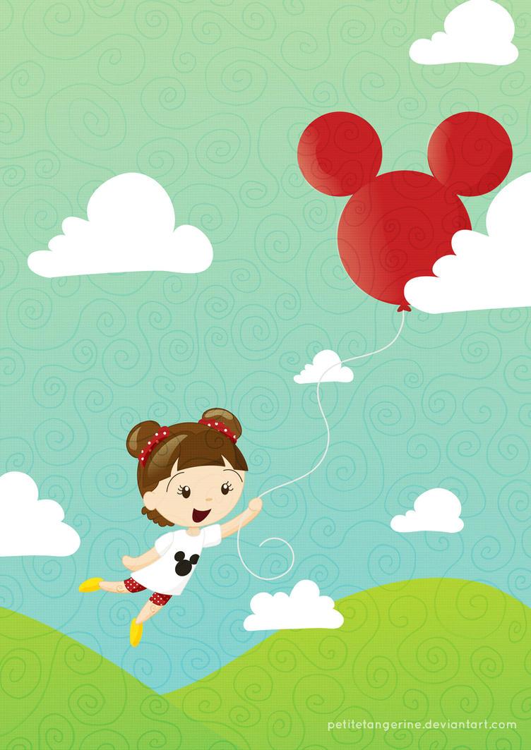 Sky traveler by PetiteTangerine