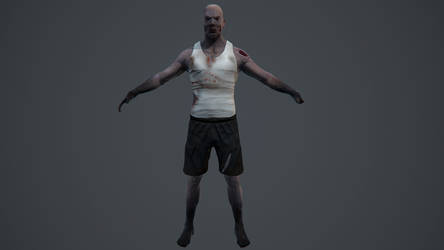 Zombie For Unity game