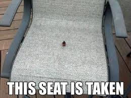 Your Seat Has Been Taken by JayKat12