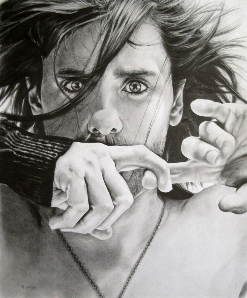 Jared Leto 1 by LochaSnejpa