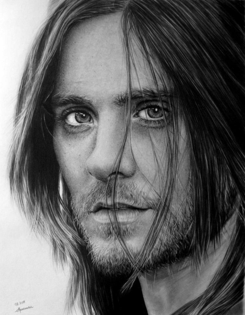 Jared Leto 2 by LochaSnejpa