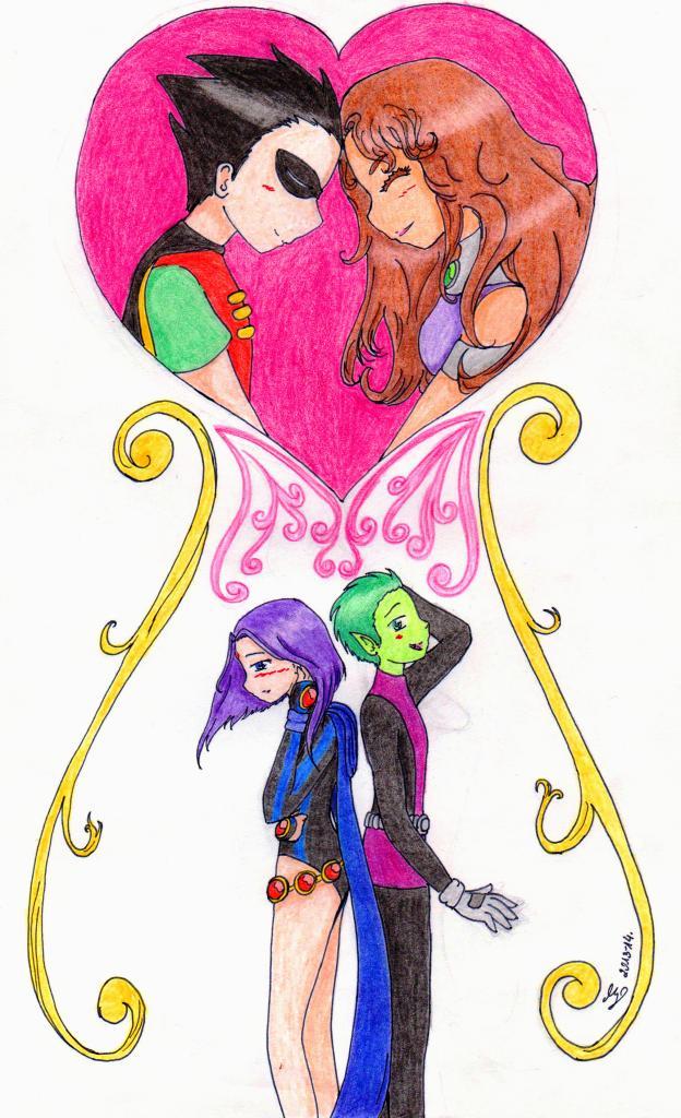 Valentine's by Mistralka