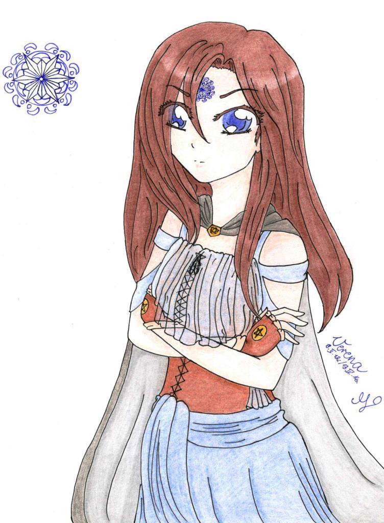 Verena by Mistralka