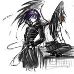 Dark Wings of Those
