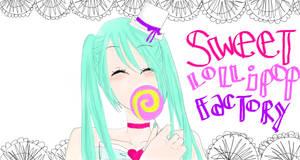 Sweet Lollipop Factory