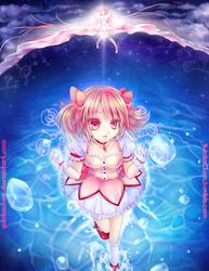 Madoka Vivid Fantasy by KarameruYukika