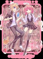 Sweets Parade by KarameruYukika