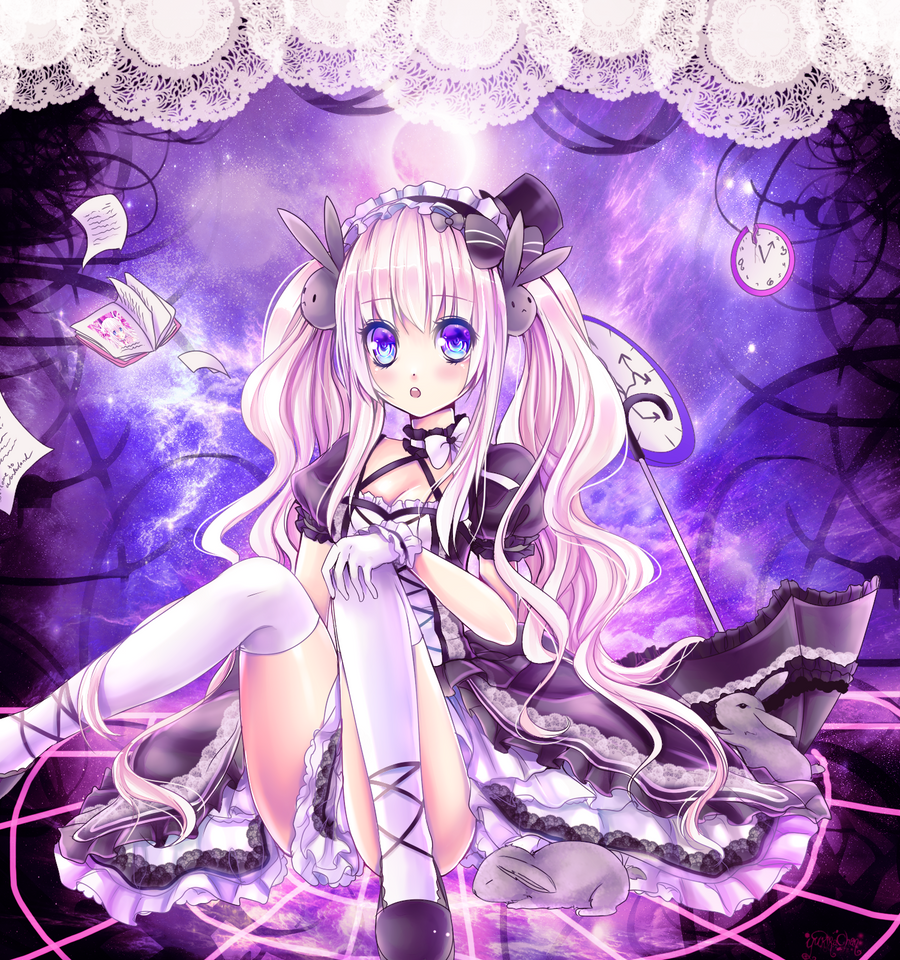 CE: Midnight Lorelei by KarameruYukika
