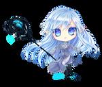 Chibi Commission: Shiorihikaru