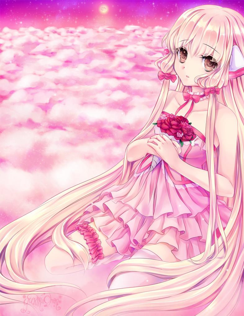 Chobits : Chii by CaramelCaprice