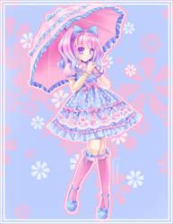 CM: Cotton Candy by KarameruYukika