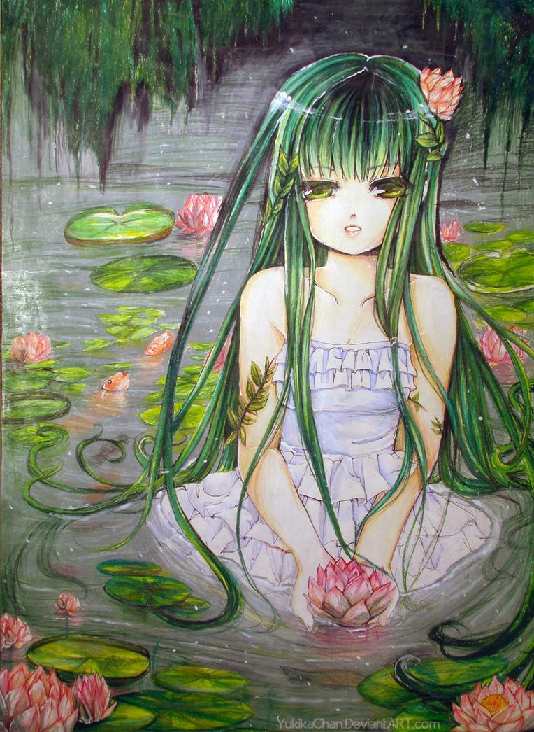 Lily by KarameruYukika