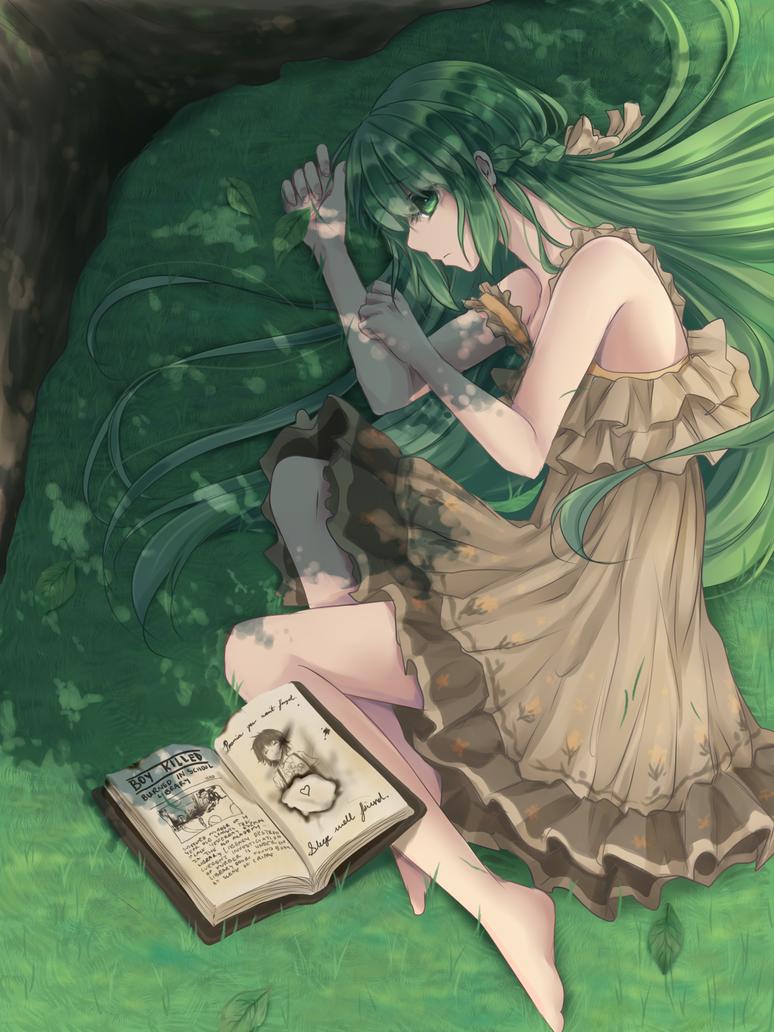 Merleawe by YukikaChan