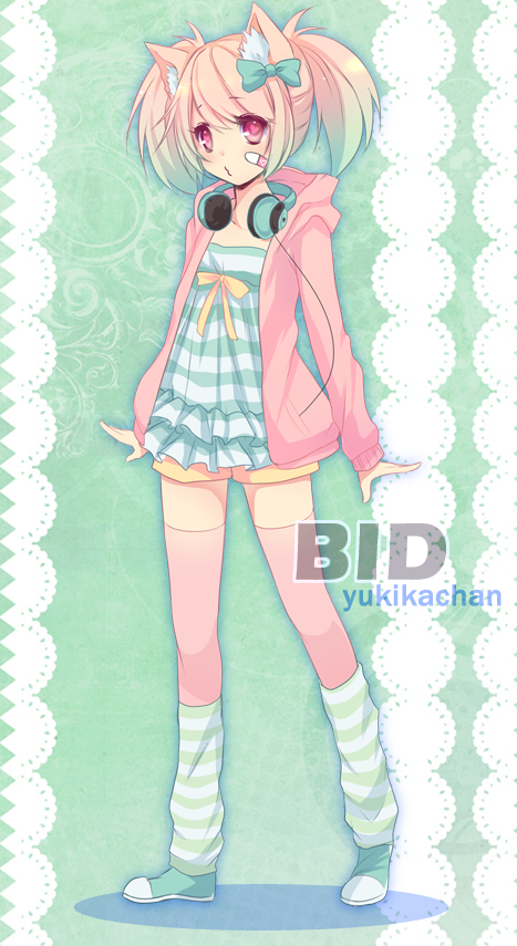 Adoptable Auction [CLOSED] by YukikaChan