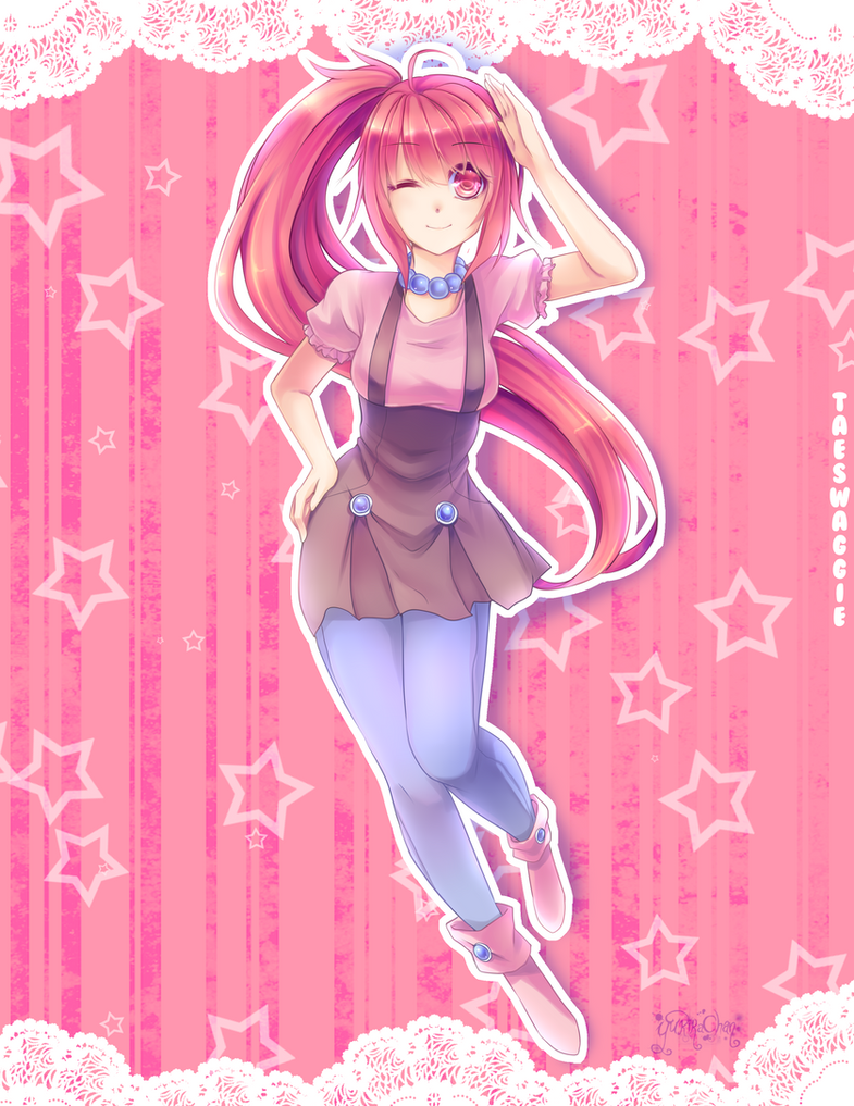 Taeswaggie by CaramelCaprice
