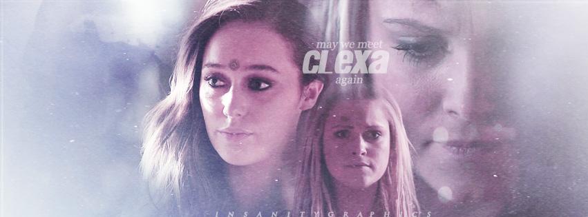 Clarke Lexa Timeline Cover 01 By Insanitygraphicss On