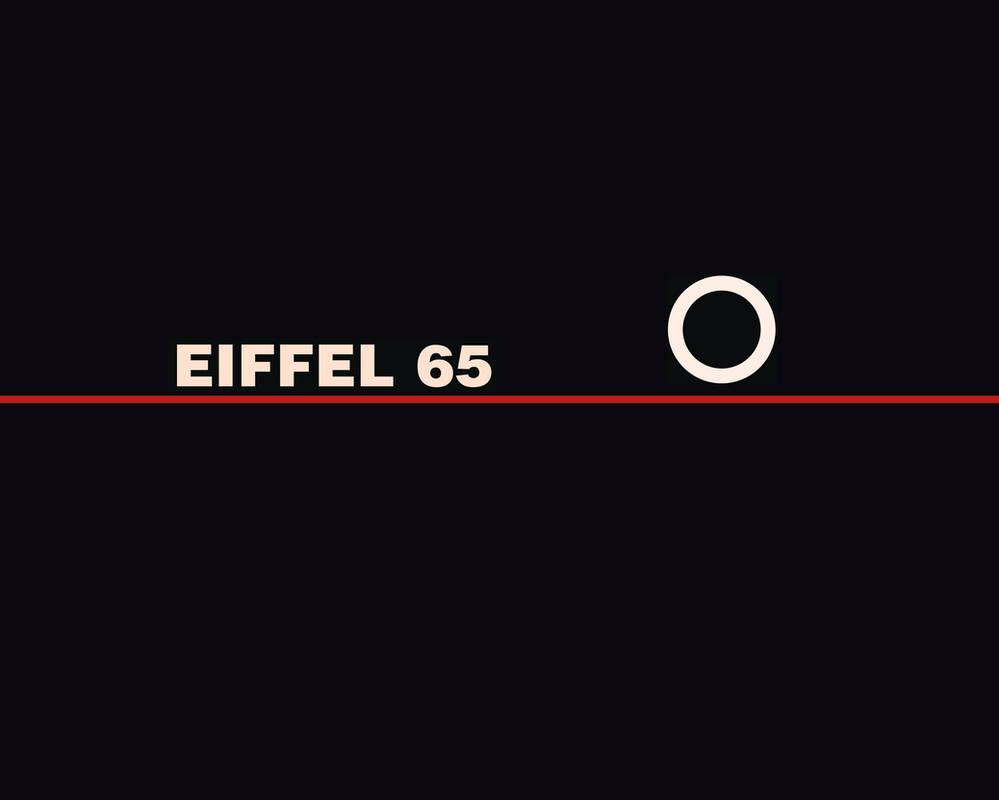 Eiffel 65 1999 T-shirt design remake [Circle] by BrodyBlue on DeviantArt