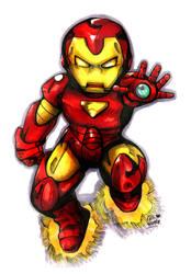 Iron Man Chibi CO by bastett