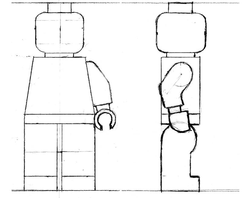 lego blueprints by lunar alienism on deviantart
