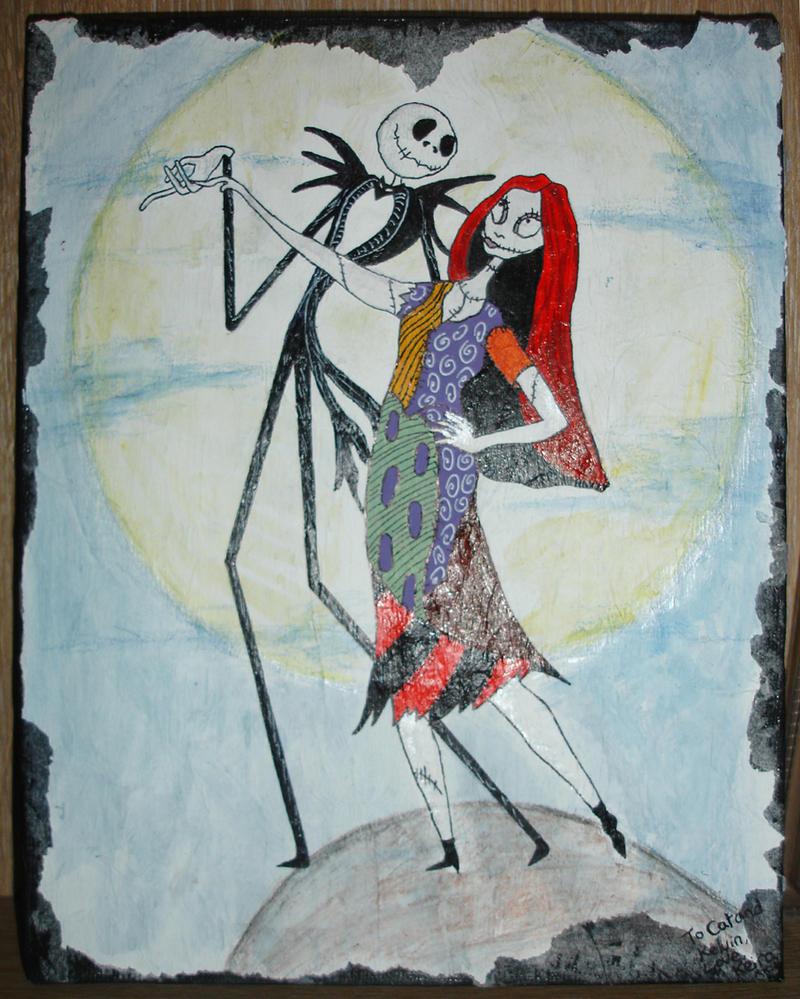 Jack And Sally By KeiraKeira On DeviantART