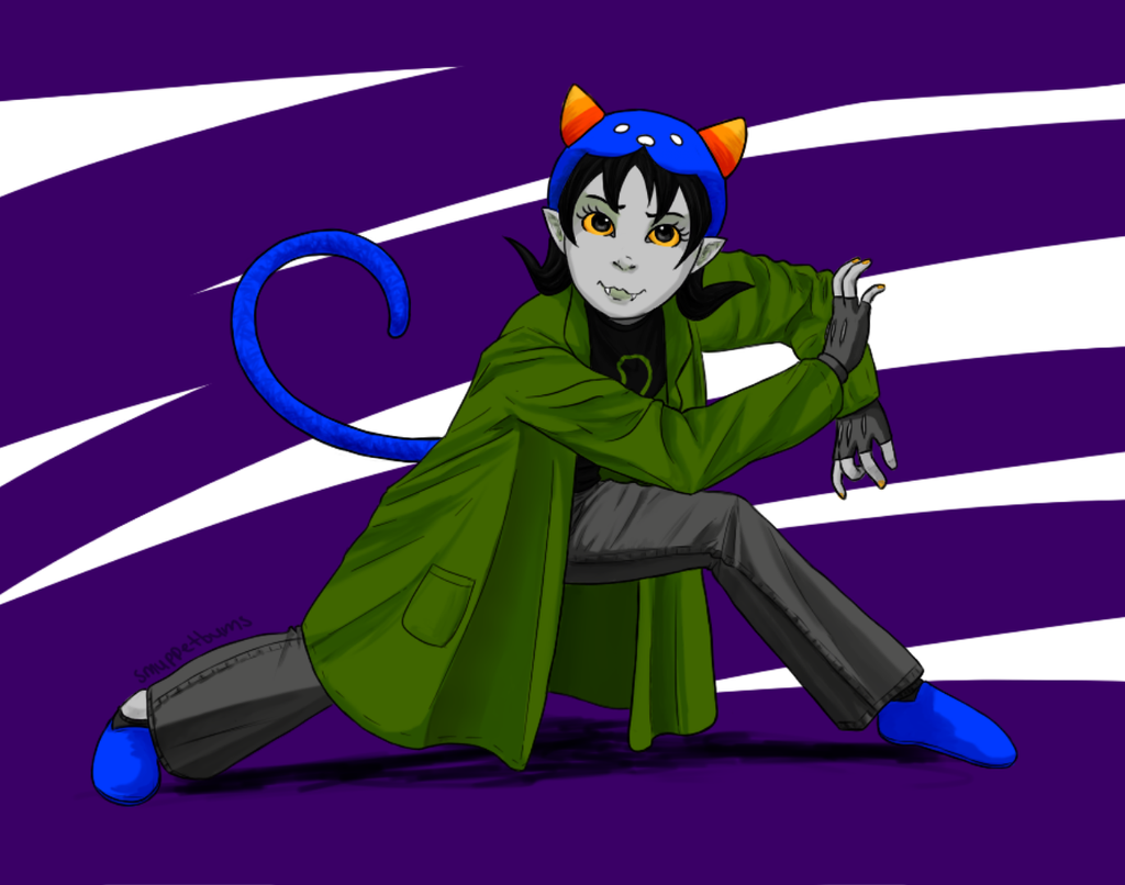 Nepeta Leijon by SuiTatsu