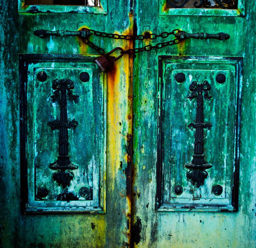 At Deaths Door by edwardburkitt