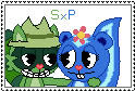 ShiftyXPetunia stamp