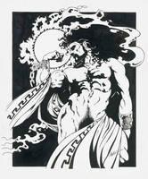 Prometheus Unbound by Dharmajon
