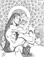 Legendary Lovers by Dharmajon