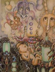 'Misfits' by R-L-Frisby