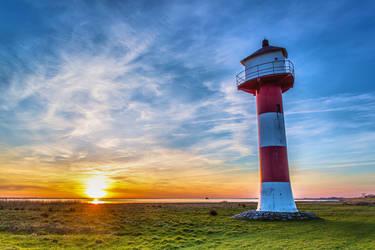 Lighthouse by DanielHeydecke