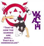 A Homonculus Named Wrath
